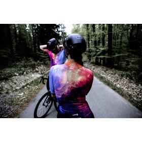 Biehler Pro Team Maglietta da ciclismo Donna, intergalaktisch